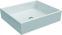 Ideal standard Strada opbouw wastafel 50x42 cm. zonder kraangat wit K077601