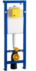 Wisa XS inbouwreservoir compleet incl isolatieplaat tbv grote bedieningsplaten 1200420342
