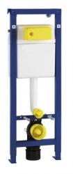 Wisa XT inbouwreservoir compleet incl. isolatieplaat tbv kleine bedieningsplaten 1200842512