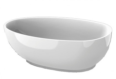 Blusani Free Oval vrijstaand bad 180x90 acryl BF01104