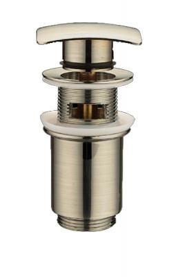 Blusani Click Quad afvoerplug 1.1/4 RVS-look BC73121