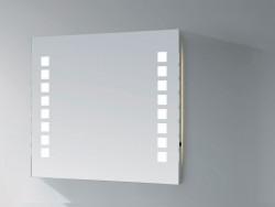Stern Spiegel Block 58cm met LED verlichting 3847