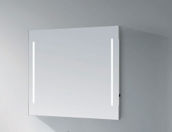 Stern Spiegel DeLine 58cm met LED verlichting 3863