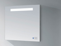 Stern Spiegel Radio 58cm met LED verlichting 3158