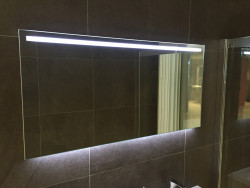 Aquadesign Glow condensvrije spiegel 80x60 BNG8062
