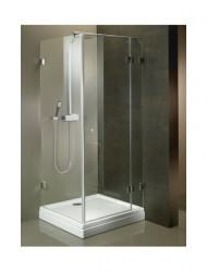 Riho Scandic hoekdouche 90x200 deur links helder glas GX0005201