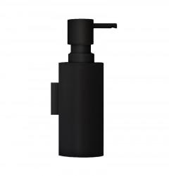 Waterevolution Deep zeepdispenser mat zwart A226PR