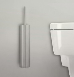 Waterevolution Deep toiletborstelset wand RVS A241IE
