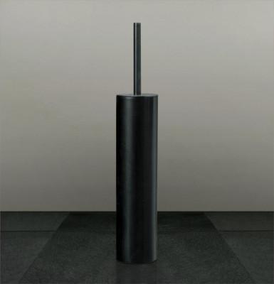 Waterevolution Deep toiletborstelset vrijstaand mat zwart A240PR