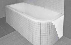 Beterbad baddrager betegelbaar BD017
