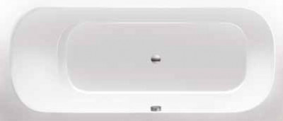Beterbad Aruba ligbad acryl 170x75cm wit 6801-01