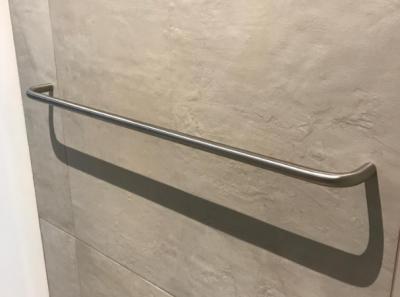 Waterevolution flow handdoekhouder 60cm volledig RVS A112IE