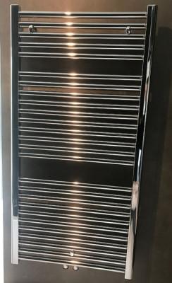 Aquadesign Handdoekradiator Chroom 766x600