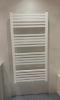 Aquadesign Cubic Handdoekradiator wit 1190x600 met vierkante buizen 1208790812