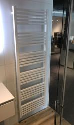 Aquadesign Handdoekradiator wit 1190x600