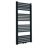 Aquadesign Handdoekradiator antraciet 1190x600