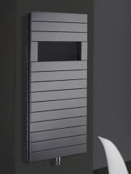 Instamat Deco designradiator 175,7x50cm glanzend wit DE175.50-2
