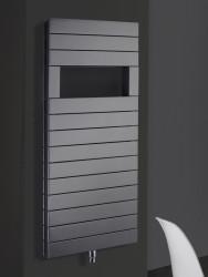 Instamat Deco designradiator 175,7x50cm glanzend wit DEV175.50-2