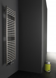 Instamat Inox designradiator 73x50.5cm glanzend wit IS70.50