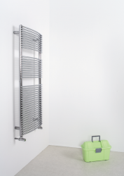 Instamat Roma designradiator 80x49.5cm glanzend wit RM80.50