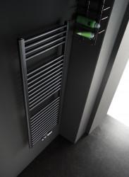 Instamat Rondo Lux designradiator 77x45.7cm glanzend wit RL80.45