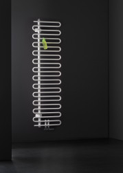 Instamat Cobra designradiator 114,1x40cm glanzend wit CO110.40R