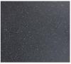 Ink Dock wastafel quartz zwart 120x40x6cm geen kraangat 34150230