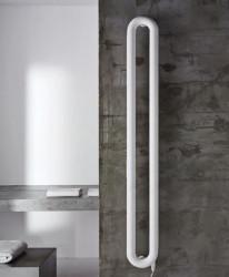 Instamat Tubone - V designradiator 150x21 cm glanzend wit TV150.1