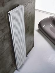 Instamat Quadro designradiator 60 x 24.8 cm glanzend wit QV060-2