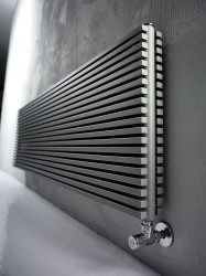Instamat Quadro designradiator 24.8 x 60 cm glanzend wit QH10-2