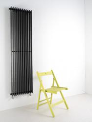 Instamat Kolom AT designradiator 40 x 22 cm glanzend wit AT040