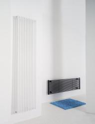 Instamat Ravenna designradiator 22.4 x 40 cm glanzend wit RAH25