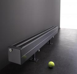 Instamat Plint AC designradiator 70 x 50 cm glanzend wit AC072