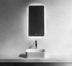 Solid-S spiegel 40 x 80 x 5 cm 1208832422