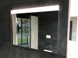 Aquadesign Blok condensvrije spiegel 80x60 dimbaar ledverlichting 1208846292