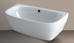 Xenz Dion vrijstaand bad ligbad acryl 180x80cm wit 7022-01