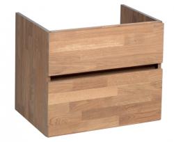 Stern Wood massief eiken wastafelonderkast 60x46cm 1208913362