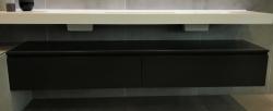 TopLine Delft badmeubel met topblad mat antraciet 80x50cm 1208913332