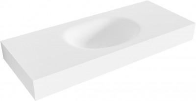 MAATWERK Solid-S Atlanta solid surface vrijhangende wastafel 1208917116