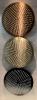 Rubio Inox inbouw thermostaatkraan met 2-weg omsteller volledig RVS PVD kleur Gun Metal 1208920696