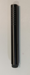 Rubio Inox handdouche volledig RVS in PVD kleur Gun Metal 1208920705