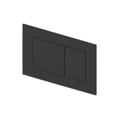 Tece now bedieningsplaat zwart 1208791202
