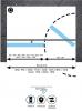 Aquadesign Minimal douchedeur met vast deel chroom beslag profielloos