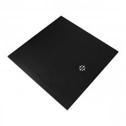 Aquadesign douchevloer finestone mat wit