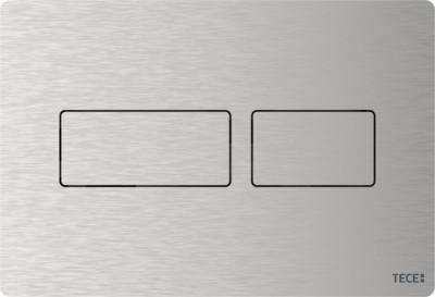TECE Solid metaal WC-bedieningsplaat rvs 1208946851