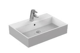 OUTLET Ideal Standard Strada keramische wastafel wit 60x42 K077801