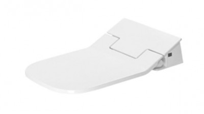 OUTLET Duravit SensoWash closetzitting met onderdouche wit 611300002004300 nog 1 stuk leverbaar 4021534988110