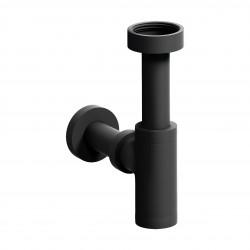 Clou Mini Suk fonteinsifon mat zwart speciaal voor fonteintjes