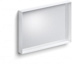 Clou Look at Me spiegel 70cm met omlijsting mat wit