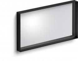 Clou Look at Me spiegel 90cm met omlijsting mat zwart